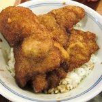 茶子溜り - 茶子溜り @northport MALL ソースカツ丼