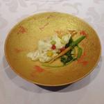 Gold Fin 過門香 - 大海老の特製マヨネーズソース