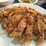 慶珍楼 - 油淋鶏