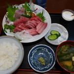 ダンカラホール - 日替わり上盛り(1,080円)