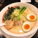 幸楽苑 - 料理写真:鶏白湯ラーメン