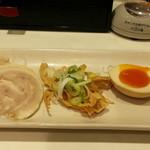 餃子の王将 - おつまみ3種盛り302円