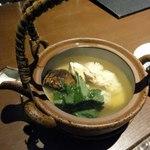 ひのと - 鱧と松茸の土瓶蒸し