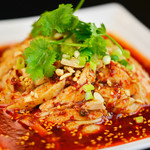 四川料理 笹華 - 料理写真:【人気N0.1】やみつき!よだれ鶏