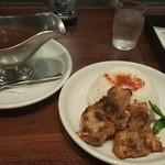 57808092 - 大山鶏のソテーカレー