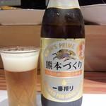 57808388 - まずは生ビールでなく、こちらのビールで熊本にエール