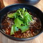 えいこう - 黒胡麻担々麺、730円