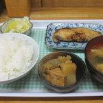 味成 - 銀ダラみそ漬け焼定食