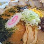 金ちゃん - みそチャーシュー麺