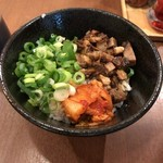 57810838 - 豚丼(小)