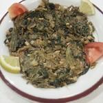 Niaribaba - ほうれん草のヨーグルト和え