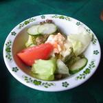 キッチン カントリー - サラダ
