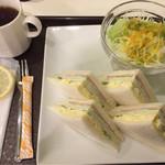 オリーブカフェ - 料理写真: