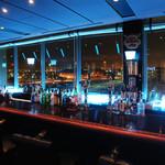 シーメンズクラブ - カウンターの目の前は、横浜港の絶景♥