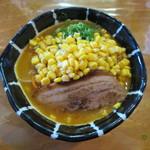 飯喰屋 やじや - 料理写真:郡上みそらーめん 麺大盛