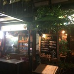 ハンサム食堂 - 外観