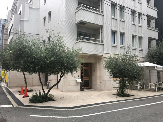 レストラン ミツヤマ - 外観