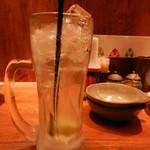 三代目 鳥メロ - レモンサワー