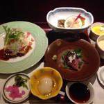 千代田館 - 料理写真: