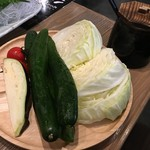 鹿児島県霧島市 塚田農場 - 生野菜