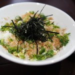 塩麺独歩相棒 - 相棒飯 150円