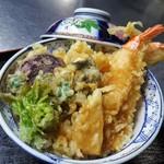 柳屋 - 天丼