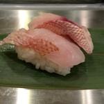 魚がし日本一 - れんこ鯛
