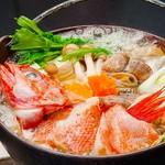 キンキ北海鍋(一人前)