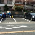杏'S - 駐車場