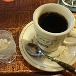 アラビゴコーヒー - 本日のブレンドコーヒー  460円(税別)