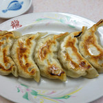 中華料理 八龍 - 餃子