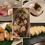 kasane - さまざまな料理