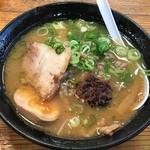 らーめん むさし - 料理写真:肉焼き味噌ラーメン 通常価格780円(税別)