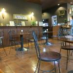 グリュイエール - インテリア カフェ