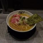 麺処 蛇の目 伯蓮 - 鶏白湯