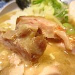 57828302 - 鶏モモ肉のチャーシュー