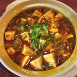 市 - 料理写真:麻婆豆腐