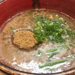 やっとこ - つけ麺のスープ