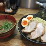 やっとこ - 特製やっとこつけ麺(大)(980円)