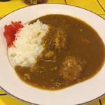ブータン - ポークカレー辛口530円