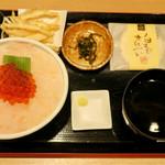 白えび亭 - 201610 白えび刺身丼スペシャル(4500円)
