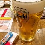 57837524 - 男前ジョッキの生ビール