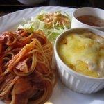 レストラン思茶 - 料理写真:オフィスランチ 650円