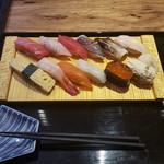 Sushitakase - 竹1600円税込み