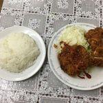 キッチン南海 - チキンカツ・メンチカツ