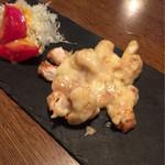 吉法師 - エビマヨのような鶏マヨ  680円