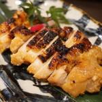 禅紫 - 2016.10 国産鶏ももの味噌漬け焼き
