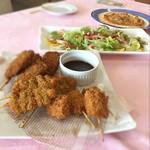 石川ゴルフ倶楽部 レストラン - オードブル❣️
