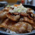 エイト - 料理写真:バラ丼(ジオパーク丼)800円