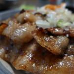 57845518 - 群馬県西毛地区産豚バラ肉。